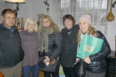 Shelley Cook familly reunion Skalite Kysuce 18-th of March 2018